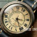 おしゃれなあの人に贈る特別な手作り腕時計!メッセージ刻印もOK